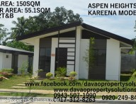 Aspen Heights Davao City- Kareena Model