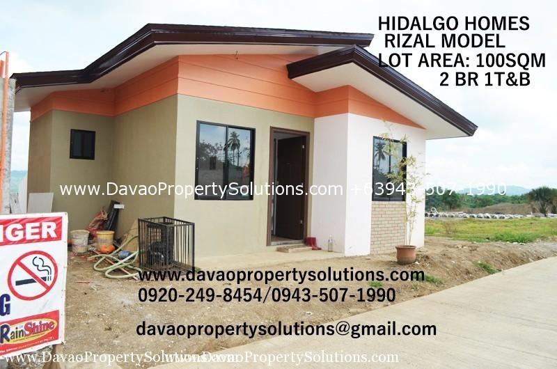 HIDALGO HOMES DAVAO RIZAL