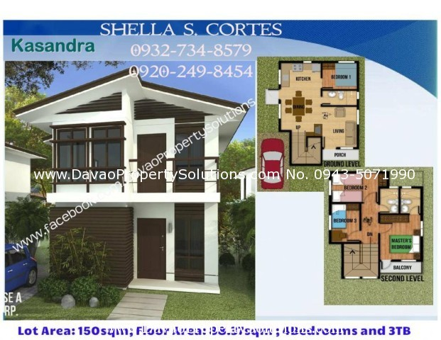ASPEN HEIGHTS | Kasandra House Model