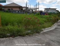 153sqm Corner Residential Lot, Guarded Subdivision Davao City