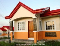 Chula Vista Residences, Sol Model, 108sqm Lot