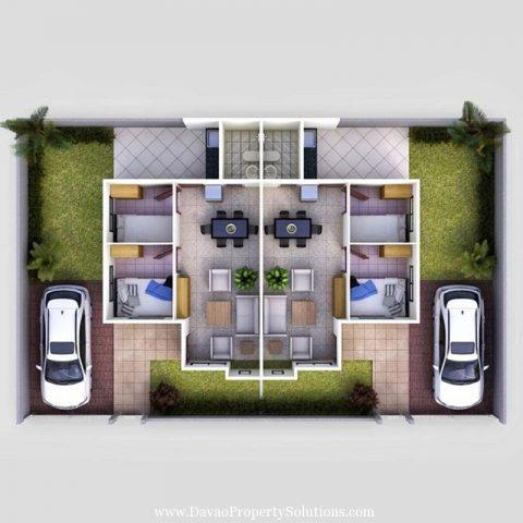 CAMBRIDGE HEIGHTS | ALEXI MODEL FLOOR PLAN