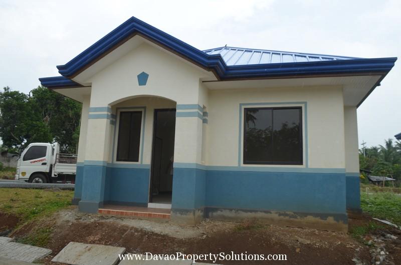 Villa Constancia Victoria Model | Low-Cost Housing in Davao City