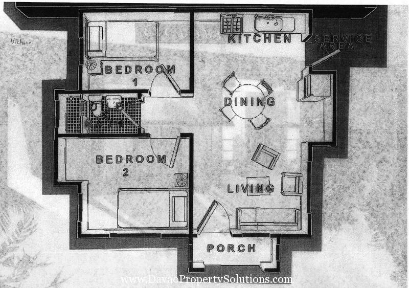 VICTORIA HOUSE MODEL | FLOOR PLAN