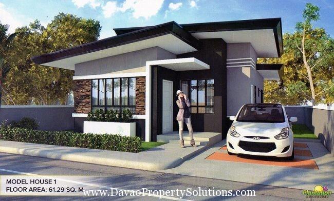 MODEL HOUSE 1 | PLANTATION RESIDENCES, NORTH COTABATO