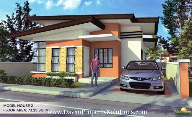 MODEL HOUSE 2 | PLANTATION RESIDENCES, MAKILALA NORTH COTABATO