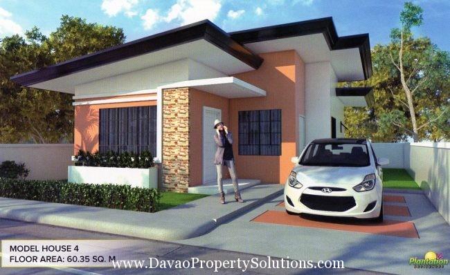 MODEL HOUSE 4 | PLANTATION RESIDENCES, MAKILALA , NORTH COTABATO