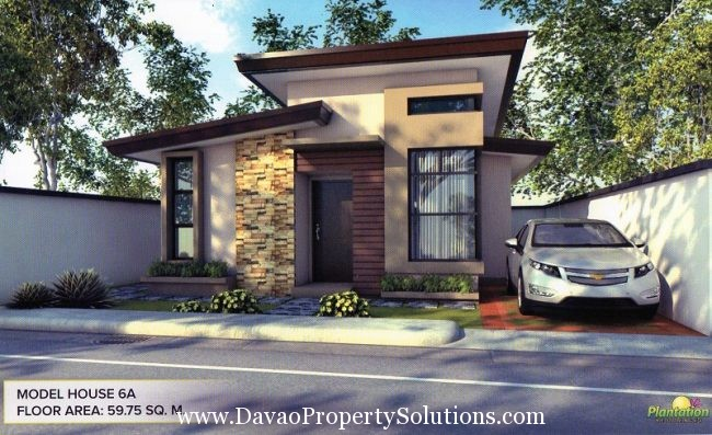 MODEL HOUSE 6 | PLANTATION RESIDENCES, MAKILALA NORTH COTABATO