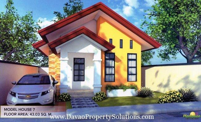 MODEL HOUSE 7 | PLANTATION RESIDENCES, MAKILALA NORTH COTABATO