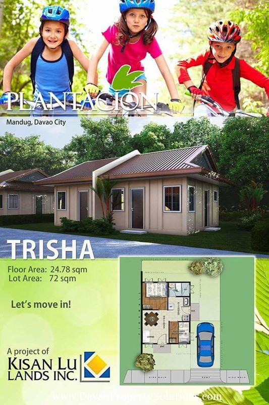 PLANTACION | TRISHA HOUSE MODEL