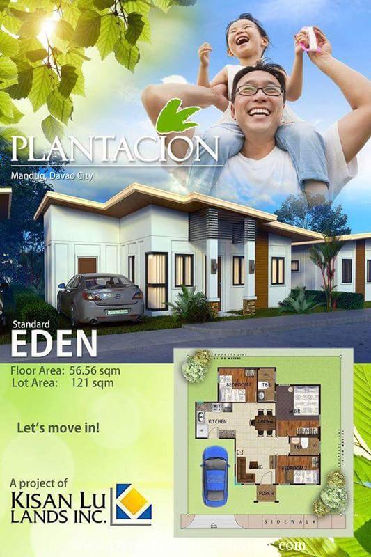 PLANTACION | EDEN STANDARD HOUSE MODEL