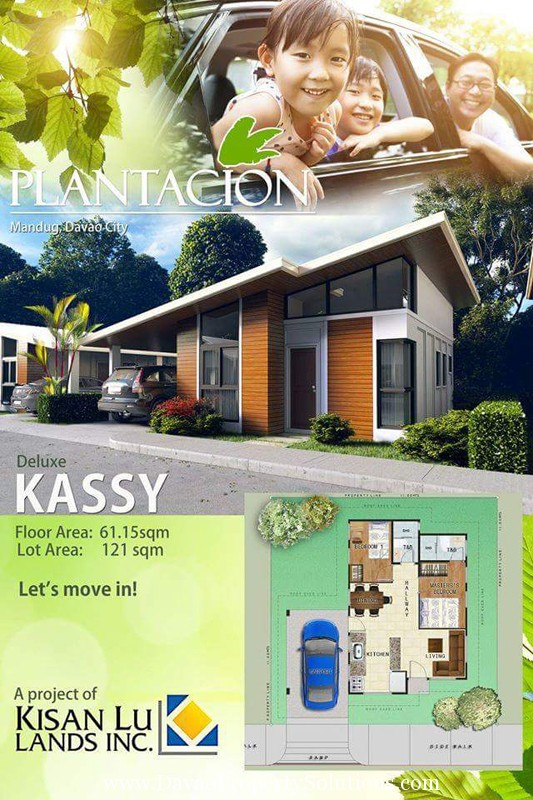 PLANTACION | KASSY DELUXE HOUSE MODEL