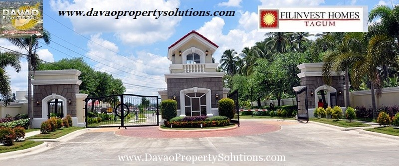 Filinvest Homes Tagum City in Davao City