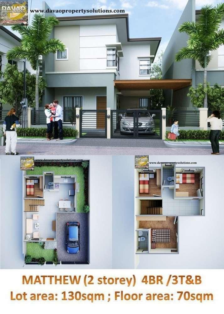 MATTHEW HOUSE MODEL