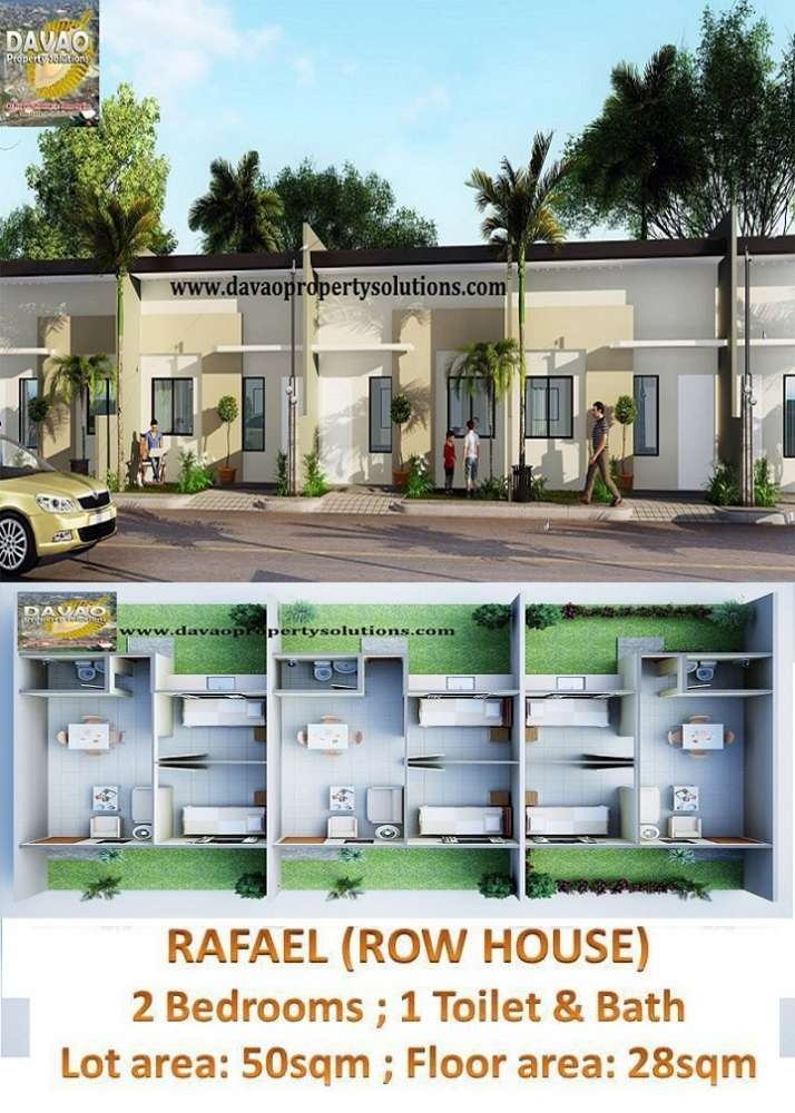 RAFAEL HOUSE MODEL