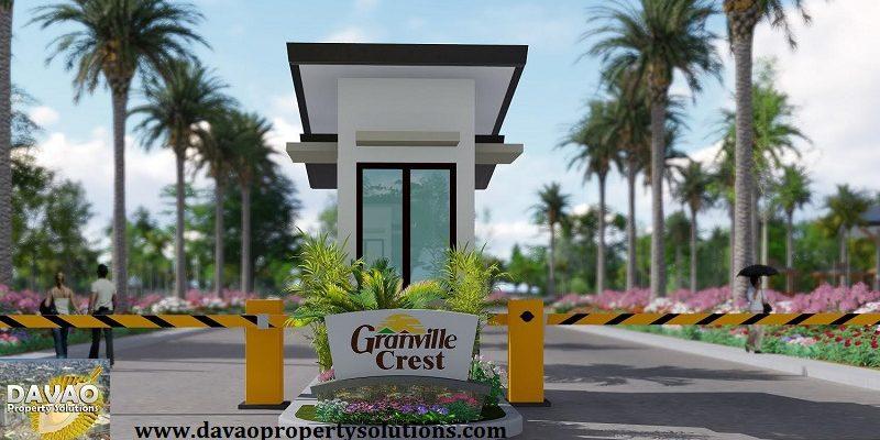 GRANVILLE CREST | CATALUNAN PEQUEÑO, DAVAO CITY in Davao City
