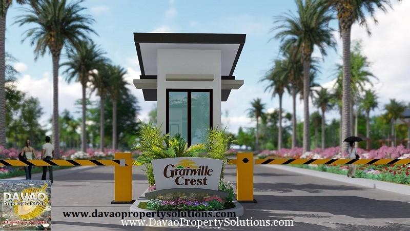 GRANVILLE CREST   CATALUNAN PEQUEÑO, DAVAO CITY