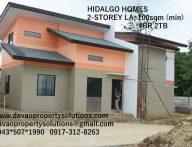 Hidalgo Homes Ready to Occupy Unit, Cabantian Buhangin, Davao City