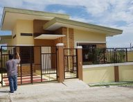 HL02142017: 180sqm Lot, 3Bedrooms;2Toilet & Bath