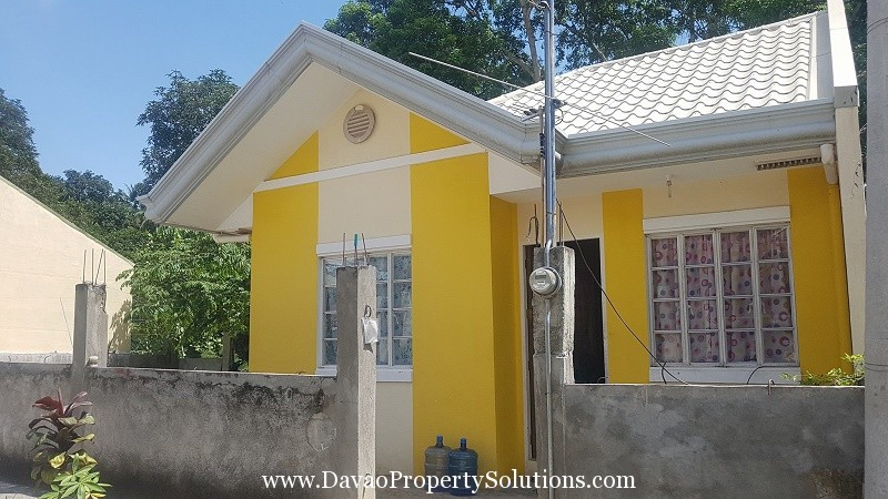 180sqm House and Lot Villa Alevida, Indangan Davao City