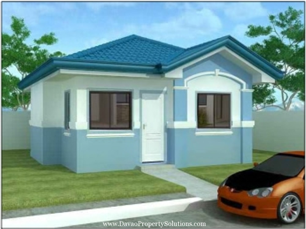 Apo Highlands Subdivision - Cattleya Model
