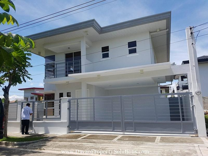 Ious Ready For Occupancy House In Downtown Davao City