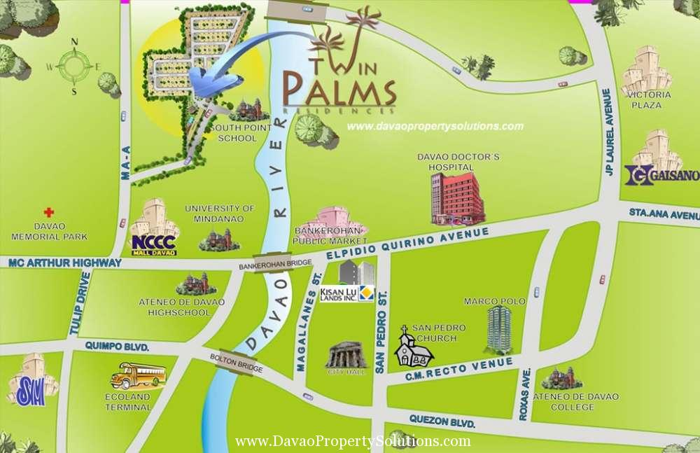 Twin Palms Davao City Davao Property Solutions