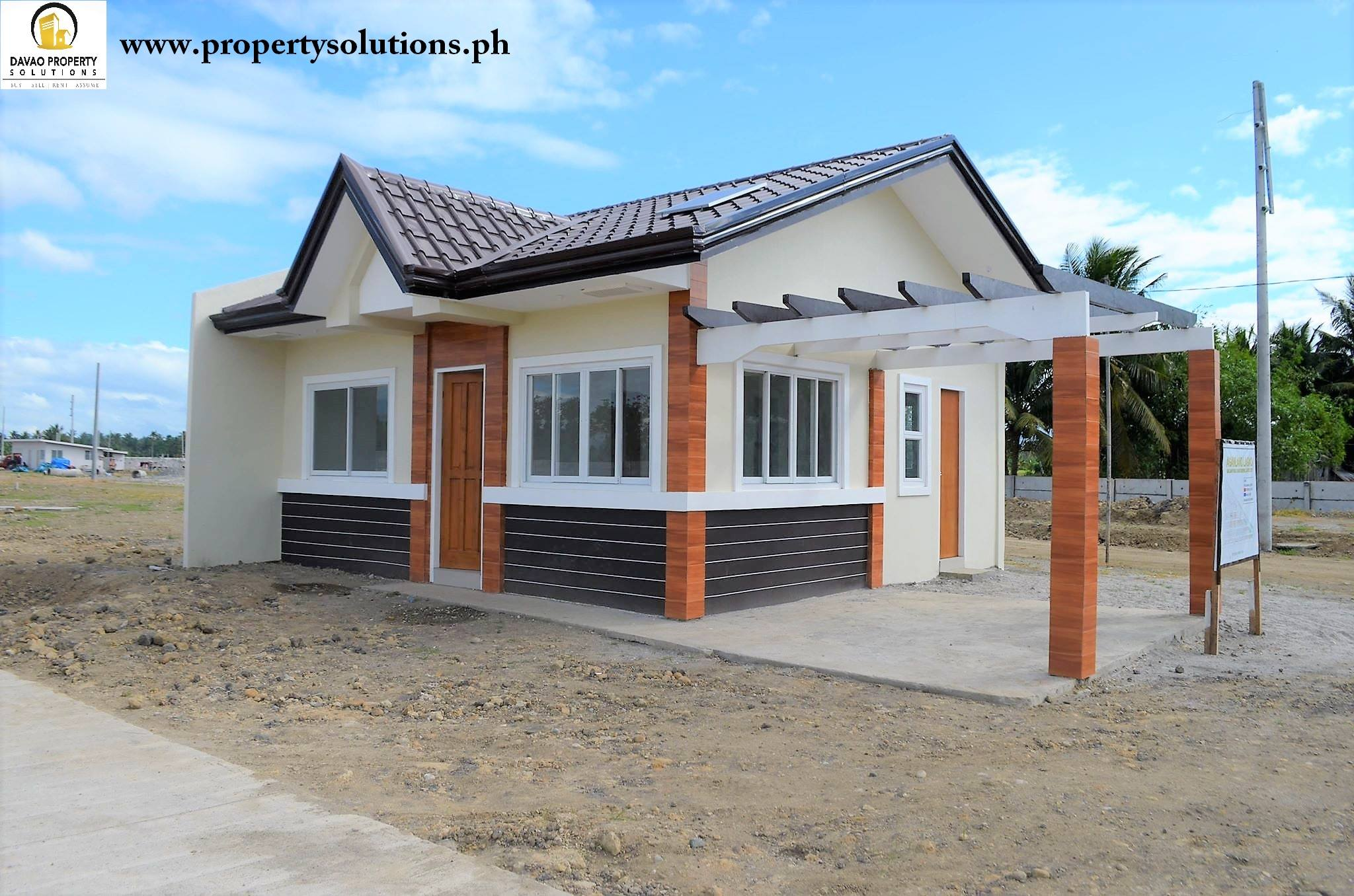 Finished and complete House and Lot in General Santos City  ...