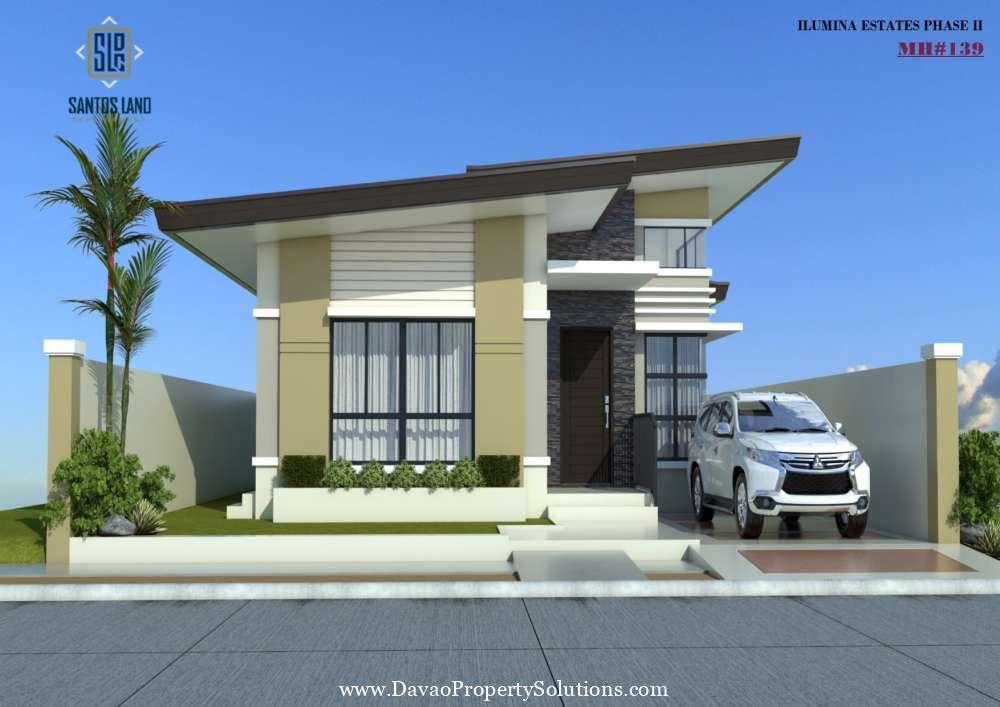 Ilumina Estates Phase2 Davao City - Bungalow Model House 139